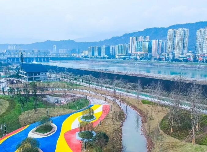 春节新去处,大兴滨江文化绿廊已向市民开放啦!