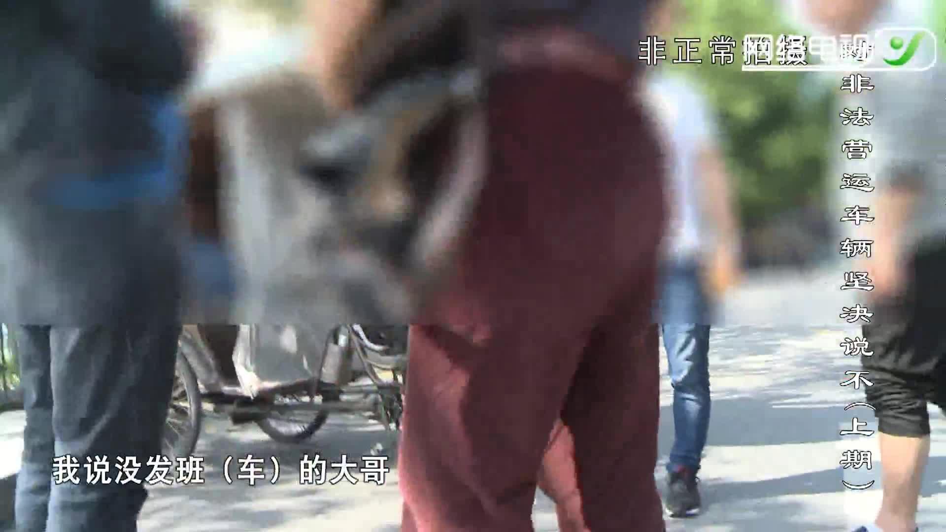 【法治方圆】对非法运营车辆坚决说不(上)