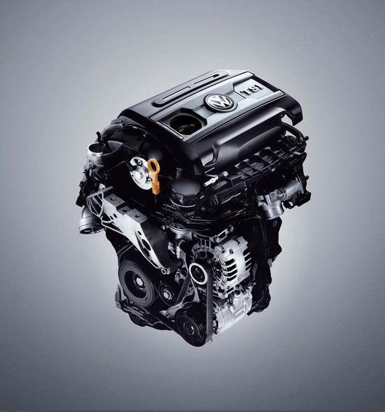 图为一汽大众迈腾2.0TSI发动机-一汽大众迈腾2.0TSI上市 售价26.58万图片