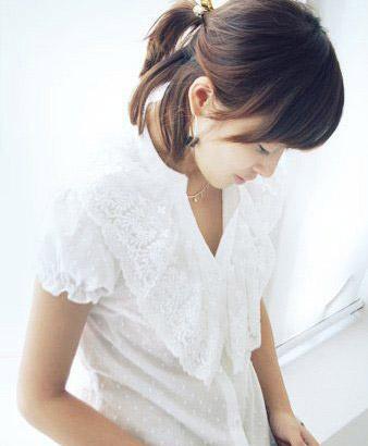 白衬衫女生手绘