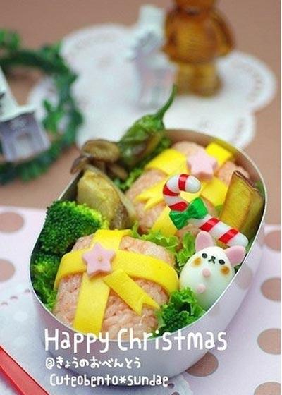 为大家分享超可爱的日本小朋友的餐盒