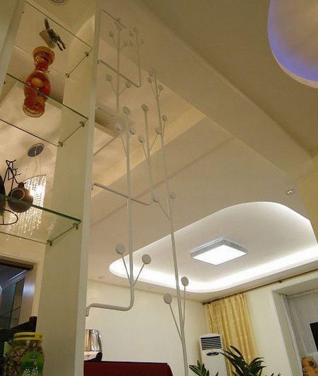 同样的房子,家庭装修效果非常重要,如果有一款经典个性吊顶
