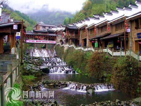 万忆) 1月28日四川新闻网记者获悉,位于绵阳安县境内的千佛山风景区
