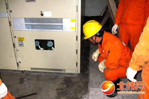 高压线路保护屏柜接线工艺