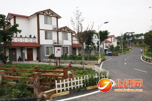 双流县新村采取城乡建设用地增减挂勾方式运作;其他