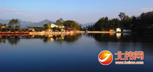 四川省水利风景区的建设步伐和申报评级的工作正在