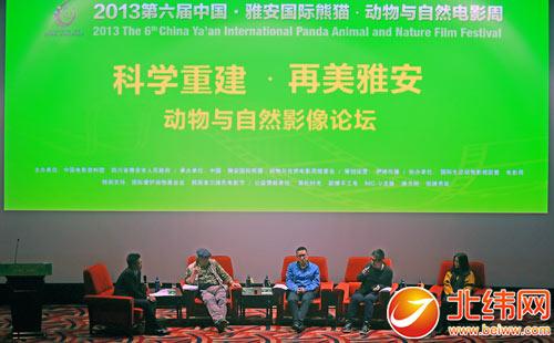 中国科学院动物研究所鸟类学教授何芬奇;震后生态