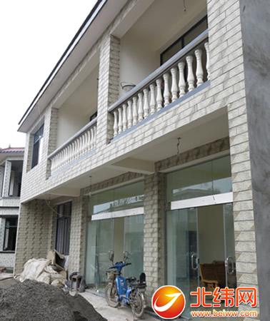 落地式阳台等造型都是欧式建筑的典型