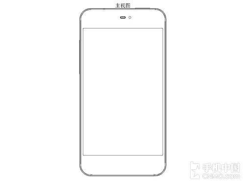 【版内新闻】 全新设计 魅族mx 2外观专利设计图现身_西祠手机第一