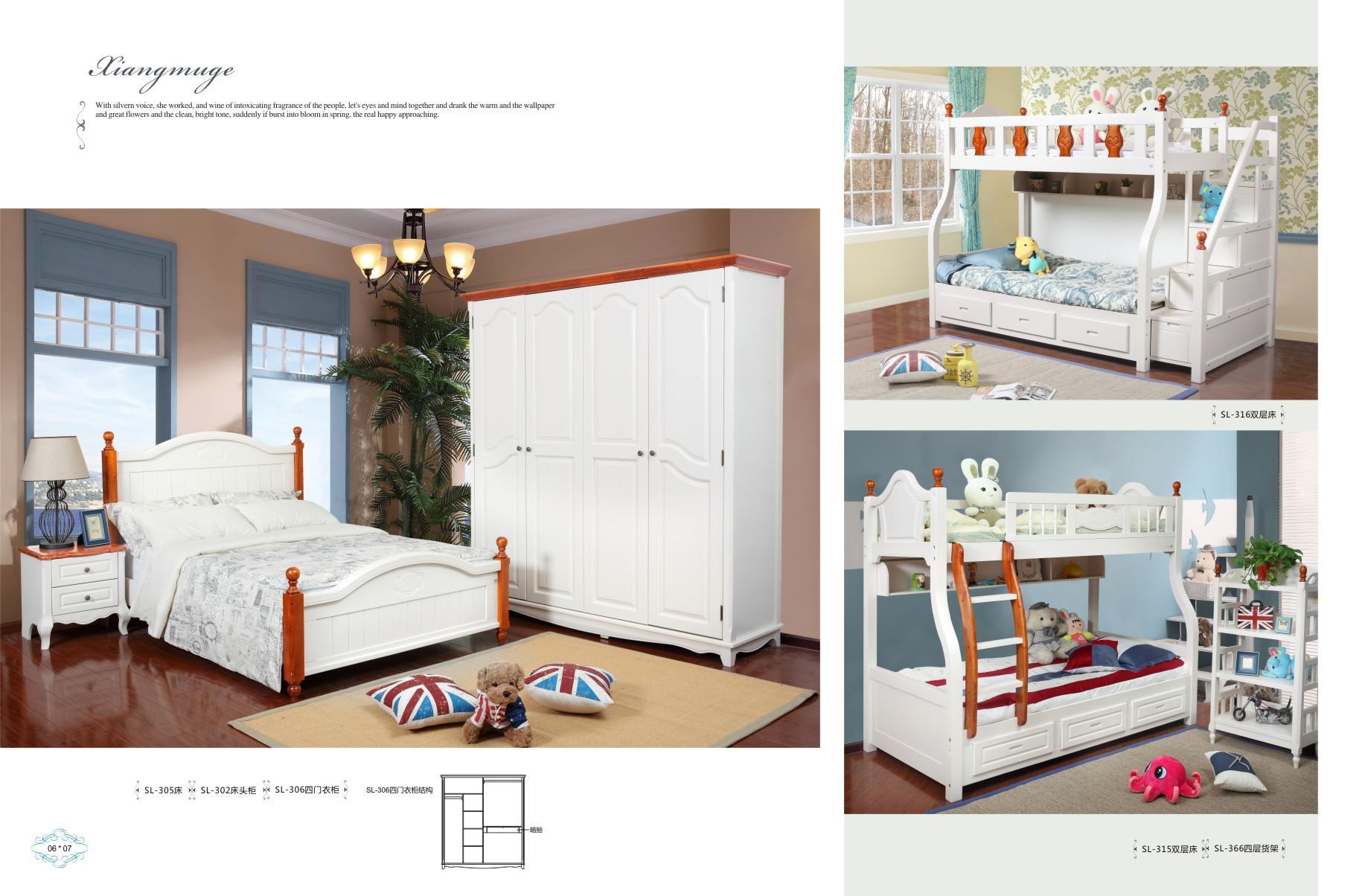产品展示   地中海系列     1.100%全实木家具   2.