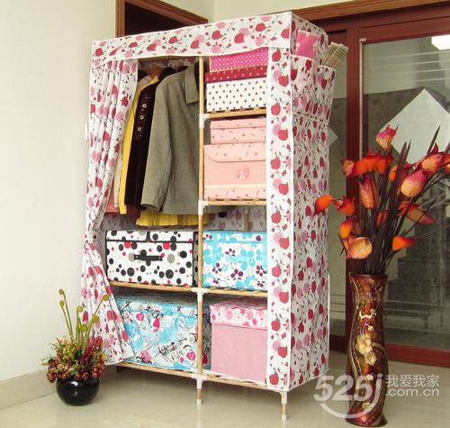 布衣柜的安装步骤及保养方法