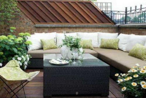 房屋露台设计 将露台打造成阳光房