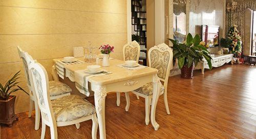 200平方房屋设计图-200平的甜蜜复式家 典雅华丽有品位