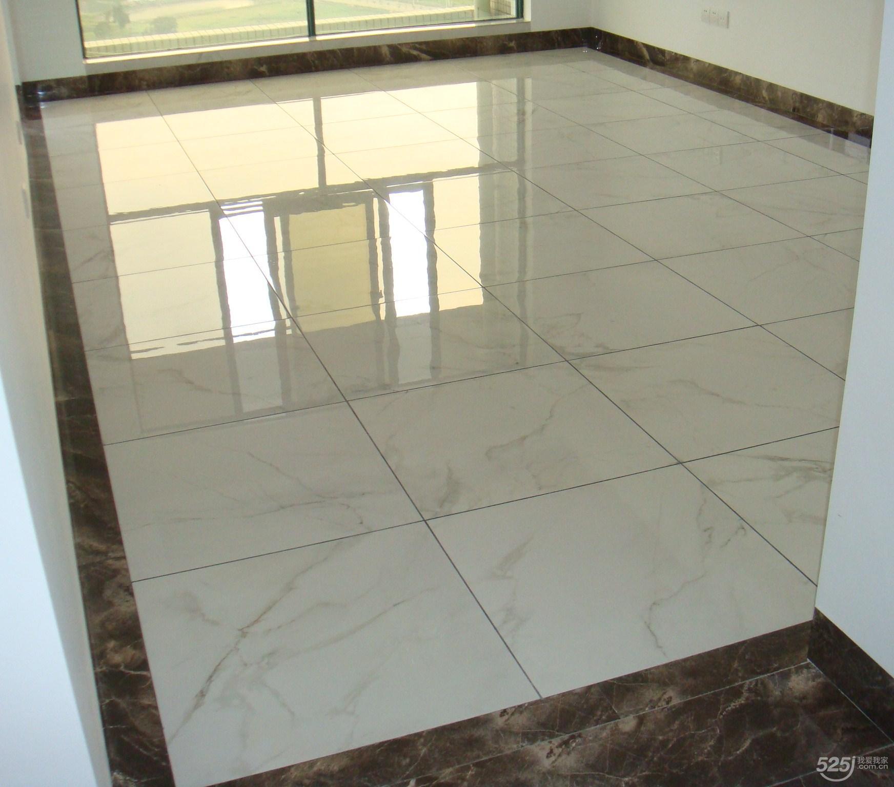 冬季室内装修地面铺砖贴面注意事项