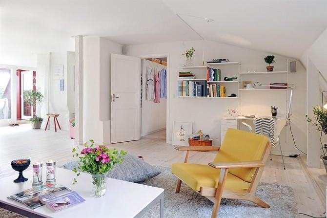24平的公寓设计图