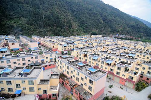 石棉县挖角乡挖角村