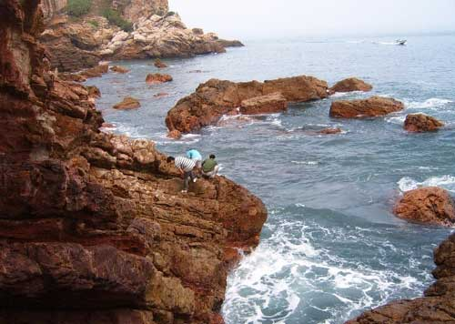 中国最美丽的八大海岸线