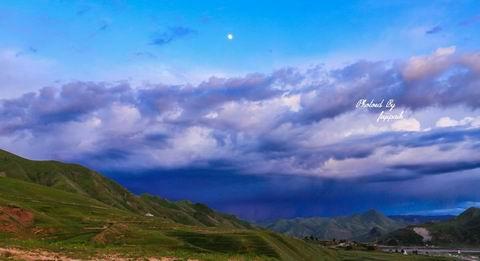 自驾青藏高原 从西藏到青海的美