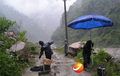 风雨同行图片